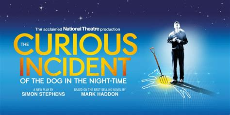 the curious incident of the in the nighttime book the curious incident of the in the time birmingham hippodrome