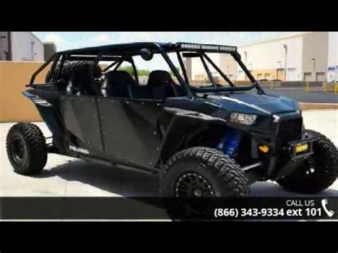 2015 polaris rzr xp 4 1000 eps custom matte black ride
