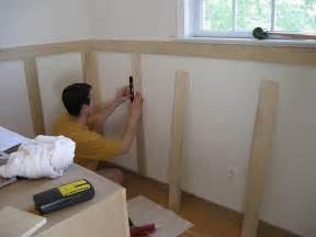 decorations wainscoting kits installation the advantages