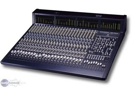 Baru Mixer Behringer Mx9000 behringer eurodesk mx9000 image 559764 audiofanzine