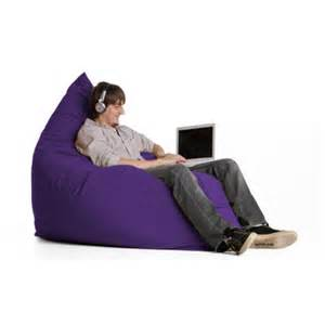 chair pillow pillow bean bag chair microfiber purple fl zjf pil pur