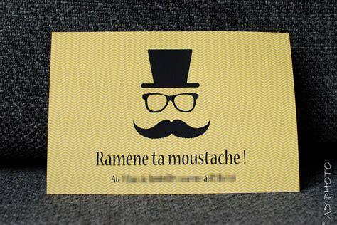 design carte d invitation diy carte d invitation moustache ad d 233 co