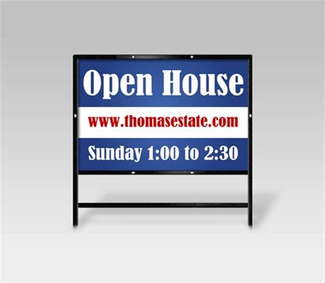 where to buy open house signs open house signs real estate signs signazon