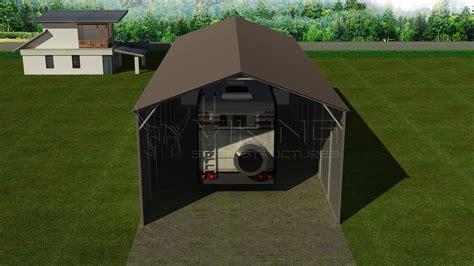 steel rv shelter