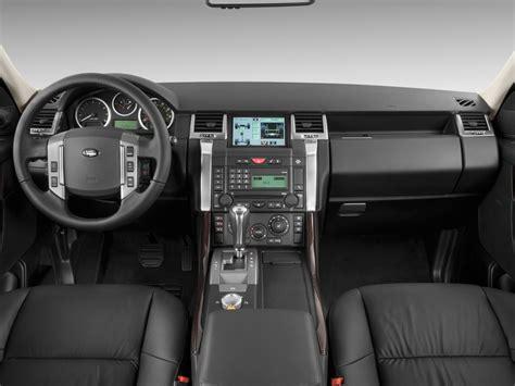range rover sport dashboard image 2009 land rover range rover sport 4wd 4 door sc
