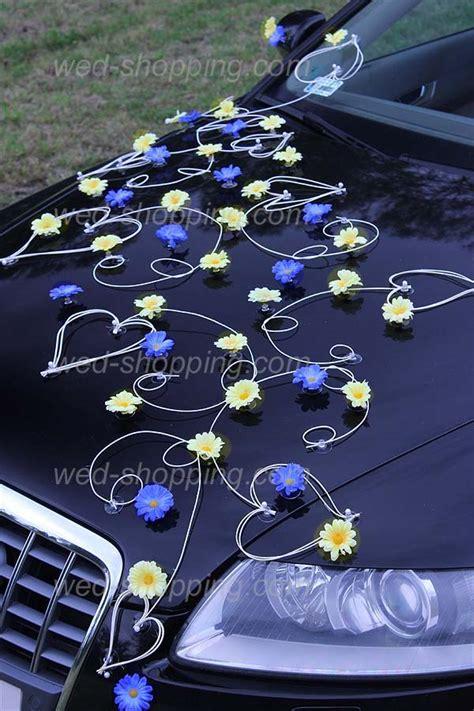 Hochzeitsschmuck Auto by Autoschmuck Hochzeit Nerzen Kaufen