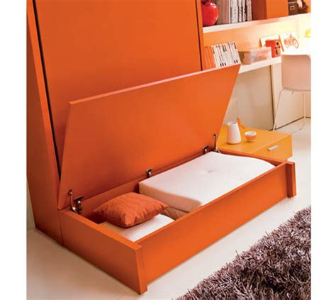 compact bed space saving beds for kids home designing