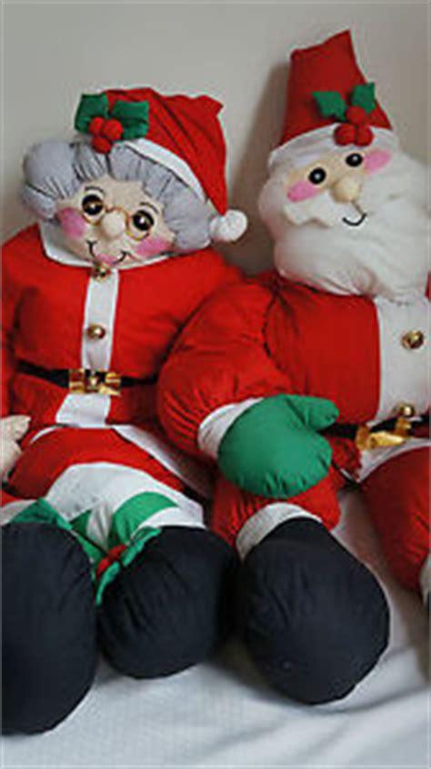 size stuffed santa lillian vernon plush size 5