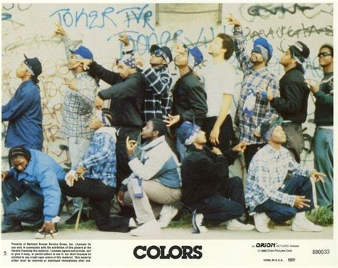 what color are crips back in the day la crips mob gangsters