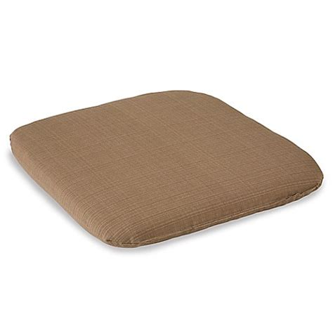 bed bath and beyond cushions outdoor chair cushion in camel bed bath beyond
