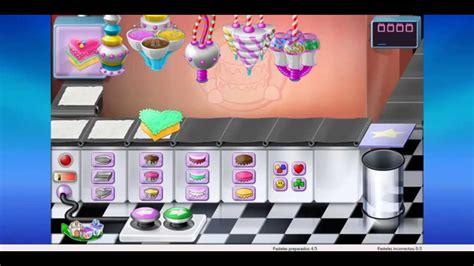 Juegos De Cocinar Pasteles | gameplay purble place hacer pasteles intermedio youtube