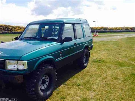 land rover discovery roader for sale 1994 land rover discovery 300 tdi 3 door roader car