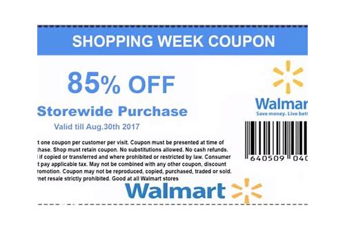 walmart 50 percent off coupon facebook
