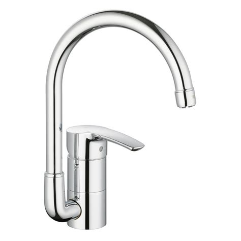 grohe kitchen faucet grohe 33 986 eurostyle kitchen center sink bar faucet atg stores