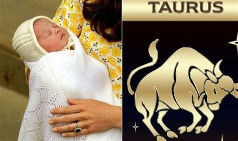 the royal baby horoscope the new princess a taurus will