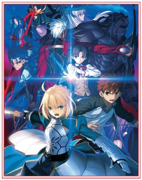 fate stay night manga featured reviewed and more mr manga san anime review fate stay night unlimited blade works 2014