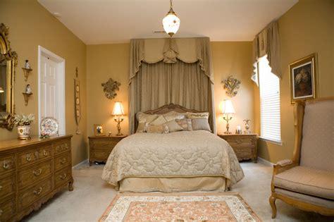 lavish french champagne gold master bedroom mediterranean bedroom  metro  cheryl
