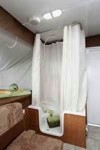 pop up tent trailer with bathroom pop up cer indoor shower pop up cer bathroom