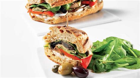 italian style vegetarian club iga recipe
