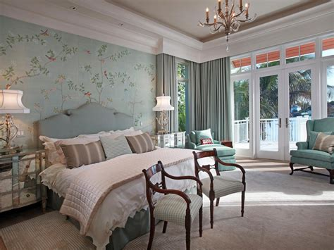 elegant bedroom decor montanna design winter park orlando naples florida