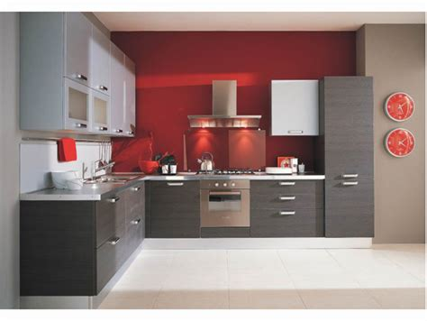 Types Of Laminate Kitchen Cabinets | materials and doors design in laminate kitchen cabinets