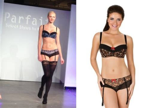 Carorina Ver 02 Bra layneau and affinitas at fashion week the figured chest