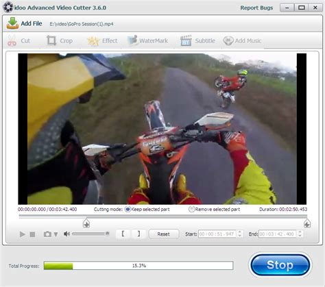 best software for editing gopro the best gopro editor gopro editing software