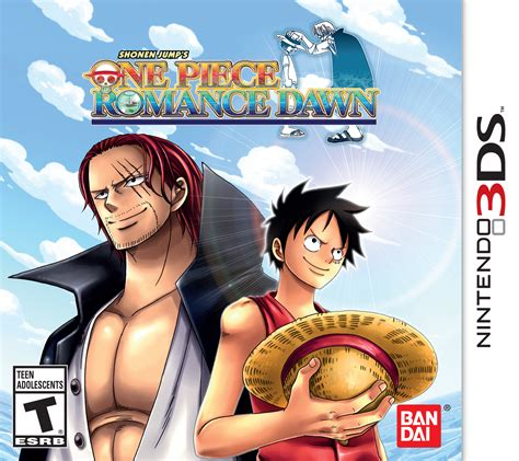 one piece film romance dawn story vf review one piece romance dawn nintendo 3ds diehard