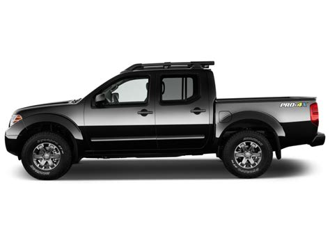 frontier nissan 2017 image 2017 nissan frontier crew cab 4x4 pro 4x auto side