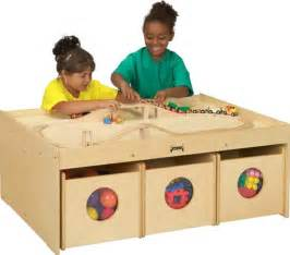 kids activity play table amp storage for play areas free shipping