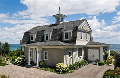 gambrel style homes coastal maine gambrel style home pinterest