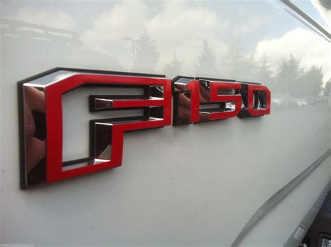 Ford F150 Emblems by Ford F150 2015 2016 2017 Side And Tailgate Emblem Overlay
