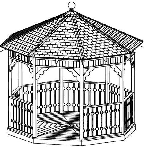 Free Gazebo Plans Lean To Garden Sheds Uk Free 12 Foot Octagon Gazebo Plans