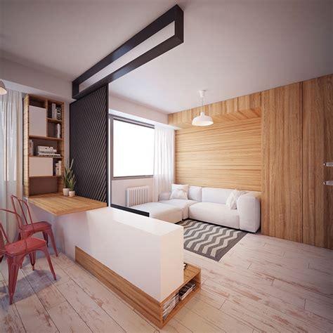 30 sq m come arredare una casa di 30 mq 6 progetti di design