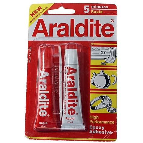 Colle Epoxy Bi Composant 1075 by Colle Epoxy Bi Composant Araldite 5 Mn Cheapatleast