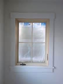 Window Trim Interior Window Casing Styles Home Design