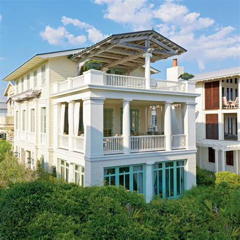 beach house styles 4 seaside florida stunner inviting florida homes