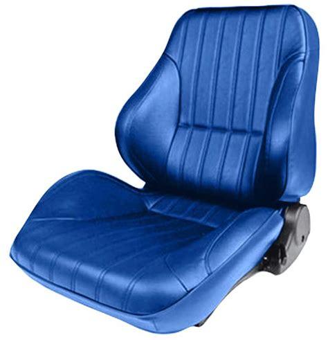 recliner bucket seats 1957 chevrolet bel air parts 812002bl procar rally