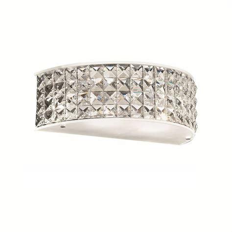 kristall wandleuchte ideal roma kristall wandleuchte kaufen lichtakzente at
