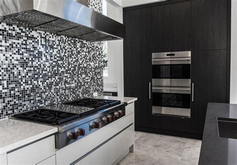 contemporary kitchen tile 36 stylish small modern kitchens ideas for cabinets