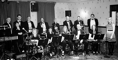 swing band instruments the starlight swing orchestra
