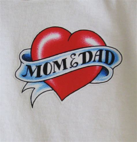 mom and dad tattoo tattoos and tattoo ideas pinterest
