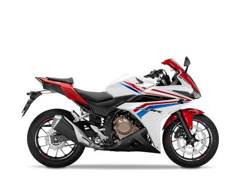 honda cbr bike 2016 2016 honda cbr500r review of specs changes sport bike