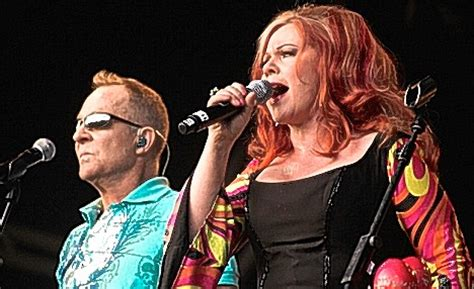 on tour now: the b52's | daily mail online