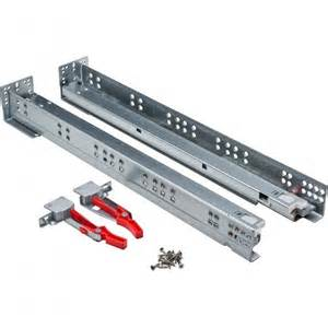 king slide 174 1a88f push to open soft drawer slides