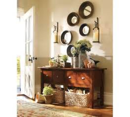 pottery barn buffet decorating ideas pinterest