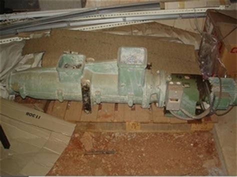 clay pug mill for sale clay pug mill 6 inch auction 0003 5003778 graysonline australia