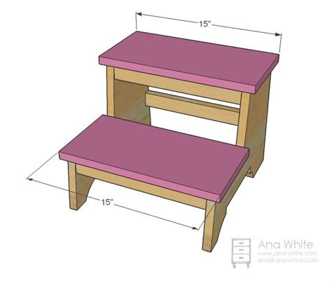 childrens step stool designs vintage step stool diy going to ask my if he can