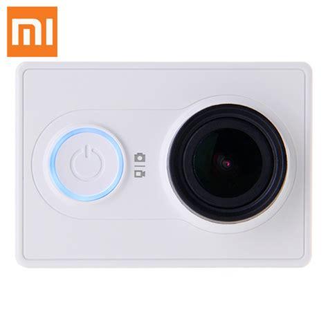 Xiaomi Yi White Sc365 original xiaomi yi with kingma waterproof white