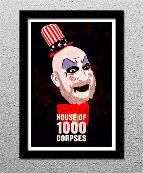 house of 1000 corpses rob captain spaulding